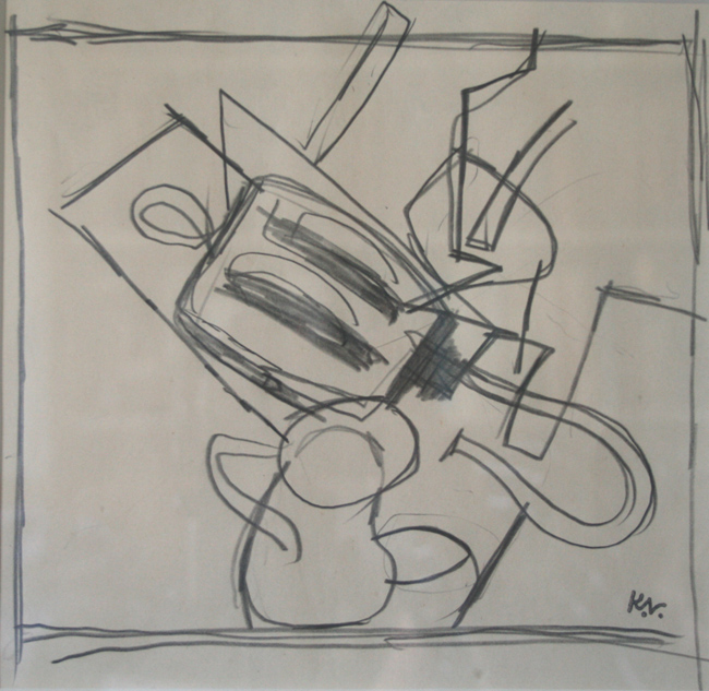 kitchen utensils art. Kitchen Utensils Art